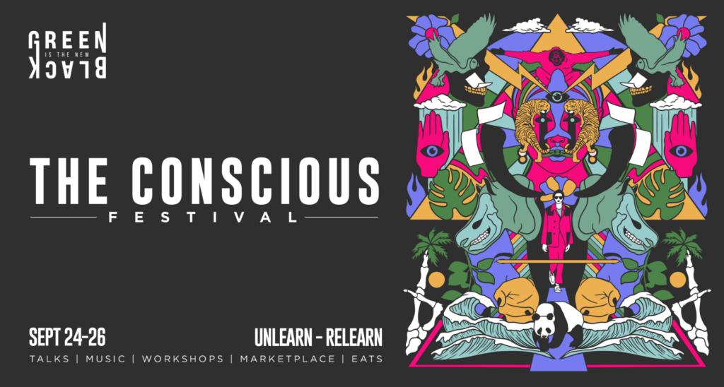 Visuel Conscious Festival à Paris
